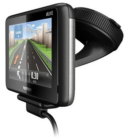 TomTom rolls out Go Live 1000 series navigation units