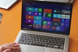 Toshiba Kirabook Hands-on