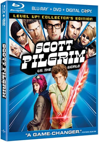 Scott Pilgrim vs. the World Blu-ray arrives November 9, with bonus streaming movie