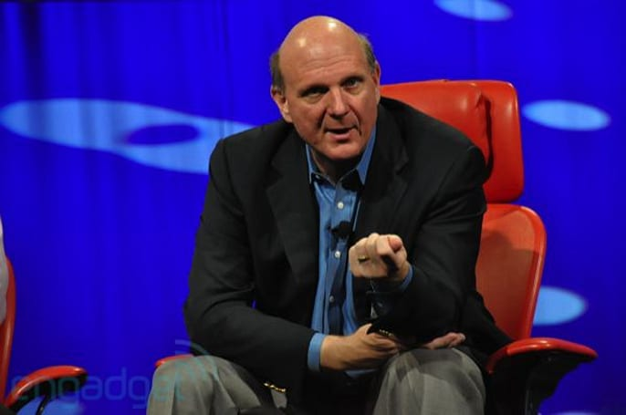 Ballmer: Silverlight 'certainly doesn't run on the iPhone!'