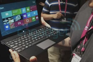 Asus Tablet 600 Hands-on