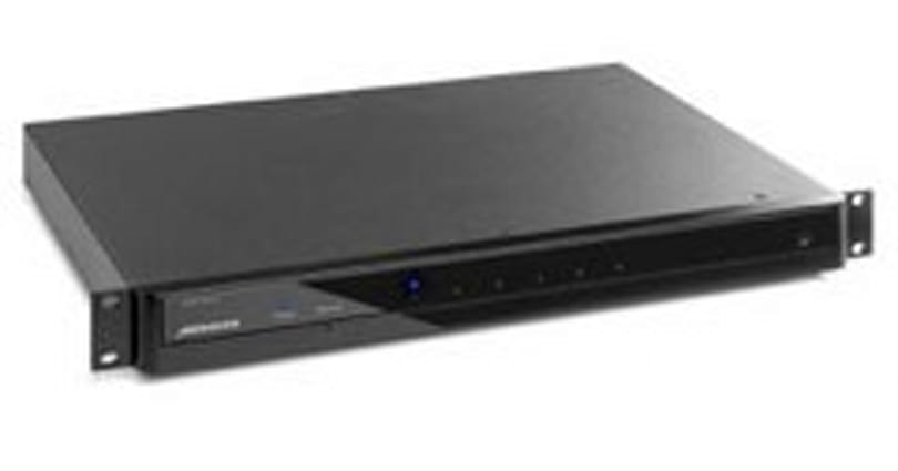 Meridian's HD621 HDMI Audio Processor breaks out the audio, but keeps it in-house