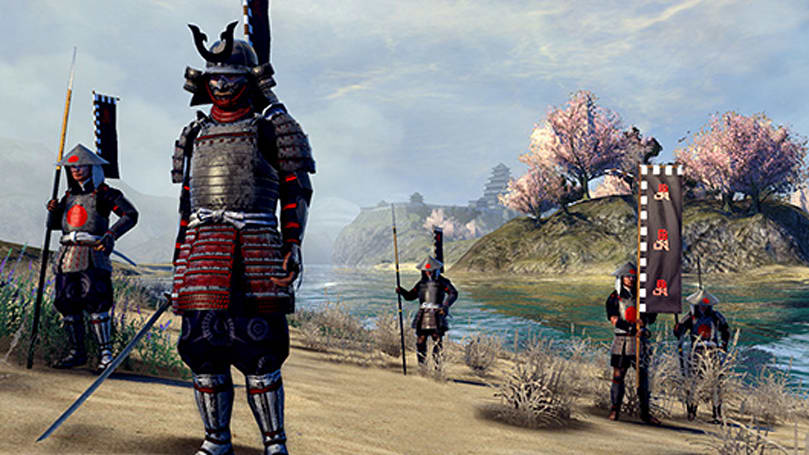 Feudal Japan invades OS X this Spring in Total War: Shogun 2