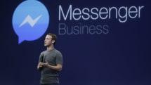 Facebookメッセンジャーアプリ内で広告テストを開始。全世界での展開には言及せず