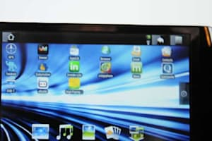 Archos 5 Hands-on