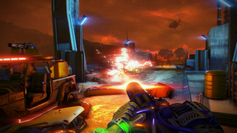 Far Cry 3: Blood Dragon director building 'dream team' for new project