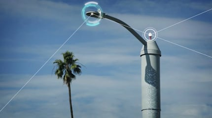 AT&T 的智慧街燈將可幫助交通順暢與... 偵測槍擊