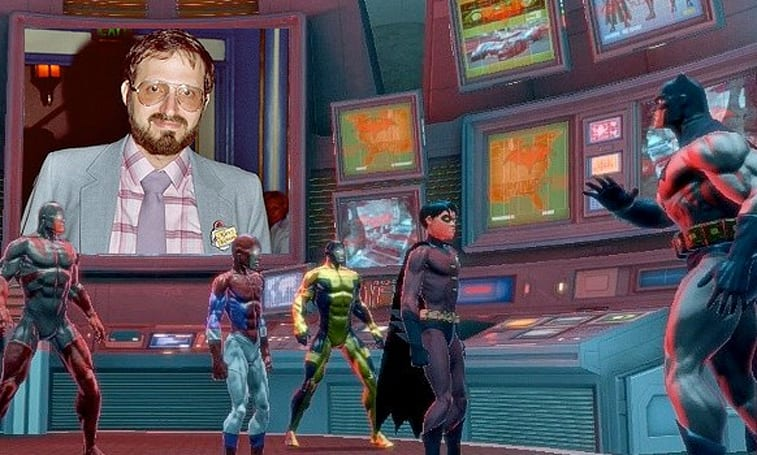 Writer Marv Wolfman signs up for DC Universe Online