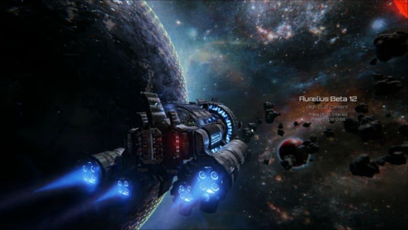 Ex-DICE leads found Fugitive Games, build space survival sim