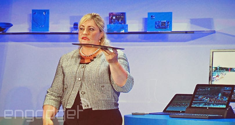 ​Intel launches Core M processors for even thinner 2-in-1 PCs