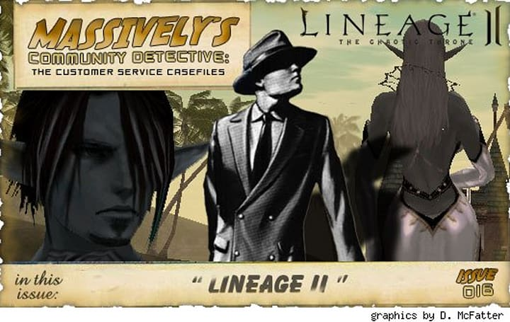 Community Detective Issue #16: Lineage II