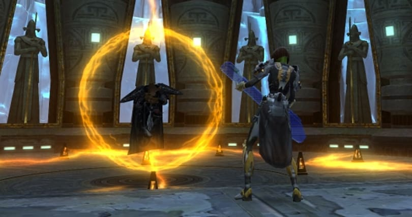 Star Wars: The Old Republic team 'investigating' character cap