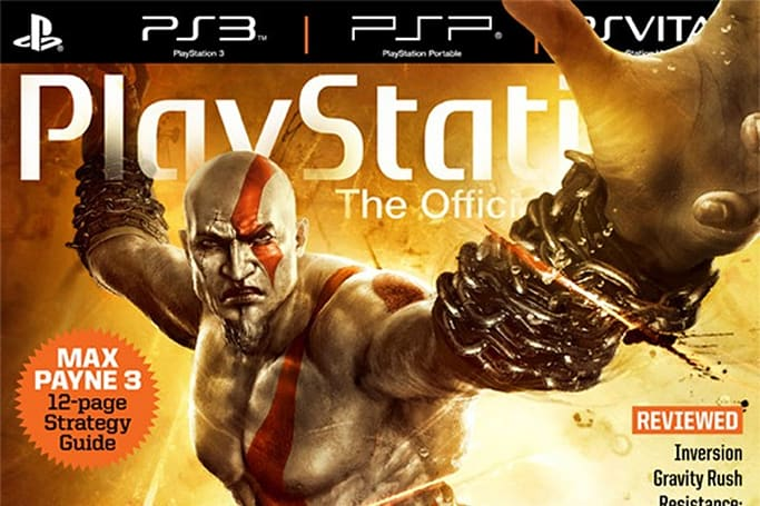 PlayStation: The Official Magazine being shuttered, will say farewell with holiday issue