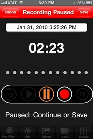 iPodcaStudio brings easy podcasting to the iPhone / iPod touch