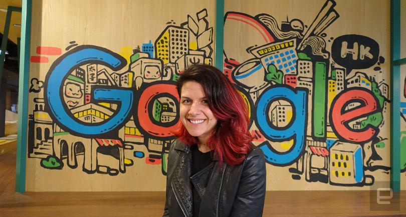 Chrome 的騎士盾,Google Security Princess 訪談