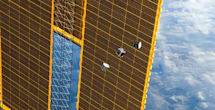 Planet Labs' fleet of 28 tiny satellites will send back aerial shots for cheap