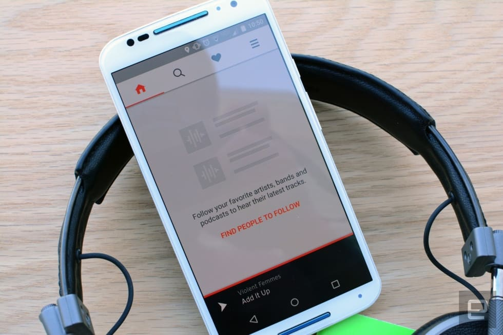 SoundCloud Go music streaming expands to the UK, Ireland