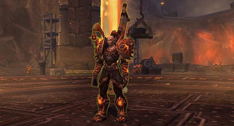 Warlords of Draenor Beta: Monk and Warrior Changes