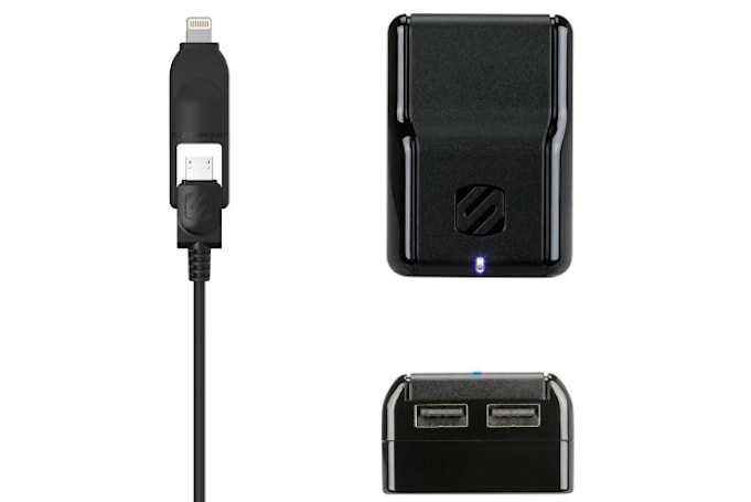 Scosche is next up with Lightning accessories, brings chargers for iPads and iPhones alike