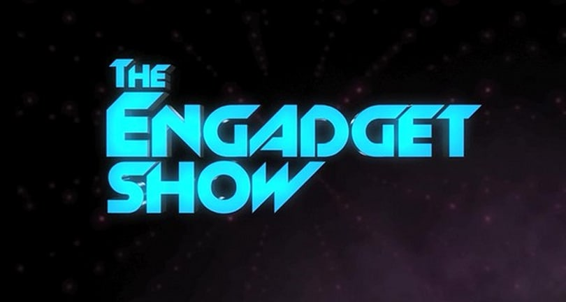The Engadget Show returns Friday, March 16th with Douglas Rushkoff, Sony, iRobot, MWC and air combat