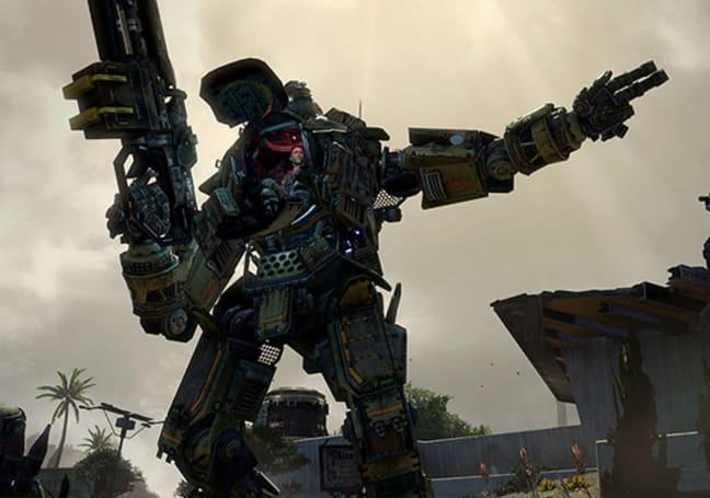 Meet Atlas, Titanfall's mechanized workhorse