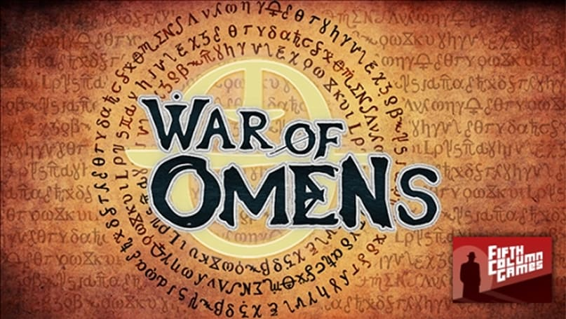 War of Omens CCG strives to cross Kickstarter finish line