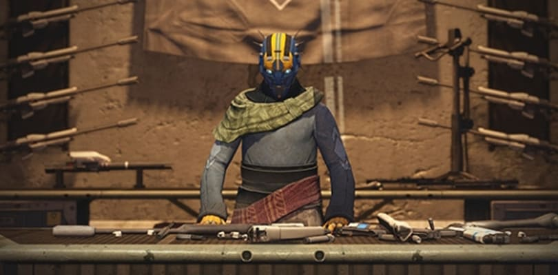 Destiny development blog discusses updates and guns