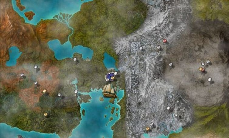 Flameseeker Chronicles: Divinity's Reach to Ascalon City
