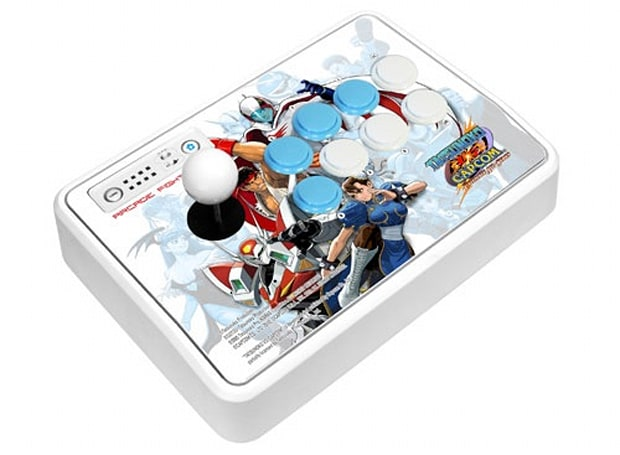 Mad Catz makes the Wii a fighter with moddable FightStick