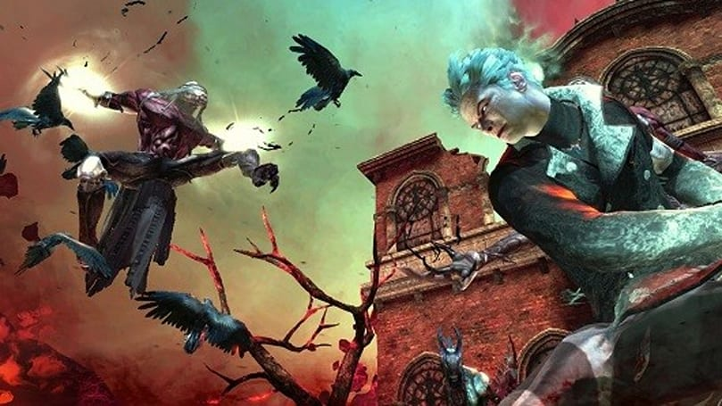 Vergil's Downfall DLC review: Downfall is right