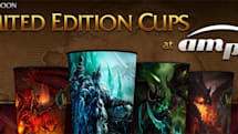 Can I resell Blizzard promotional ampm cups?