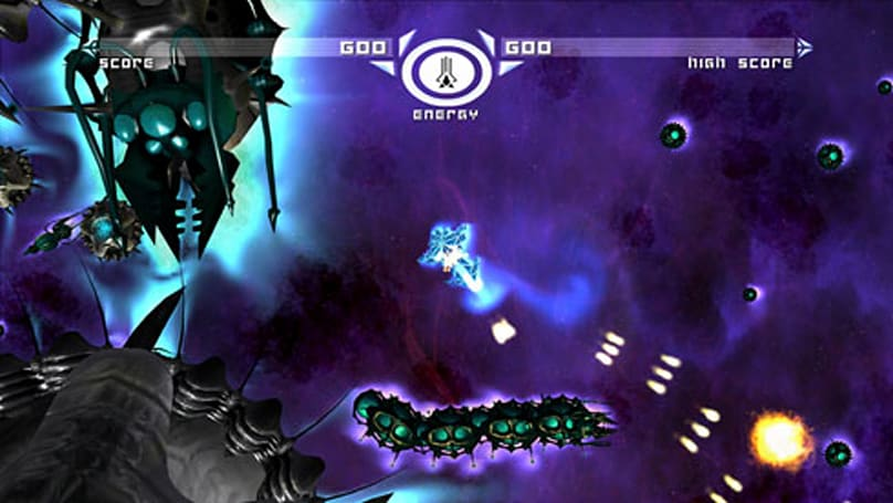 Space shooter 'PowerUp Forever' coming to XBLA, PSN this Summer [Update]