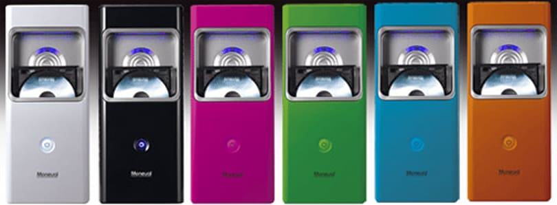 Moneual Inovy desktops spice it up in six colors
