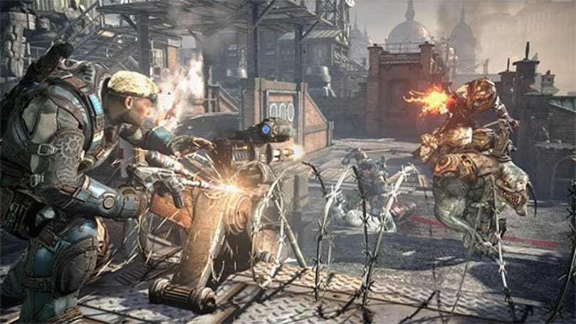 Bleszinski explains why Gears of War: Judgment isn't about E-Day or the Pendulum Wars