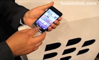BlackBerry rep shows off L-Series smartphone, forgets it's meant to be a secret (video)
