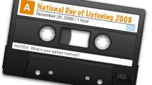 TapeDeck discounted for National Day of Listening