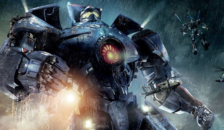 Pacific Rim and Oculus Rift go together like robots and kaiju