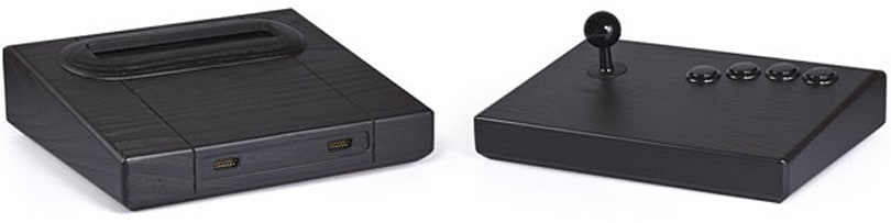 Analogue Interactive outs ebony ash encased Neo Geo CMVS Slim, pre-order yours for $649