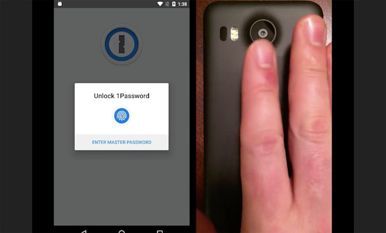 1Password for Android gets a redesign and fingerprint unlock
