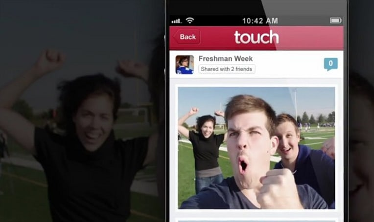 PingChat! becomes Touch, delivers real-time social collaboration to Android, BlackBerry and iOS (video)