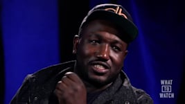 Hannibal Buress On His New Special And Why He Hates Auditioning