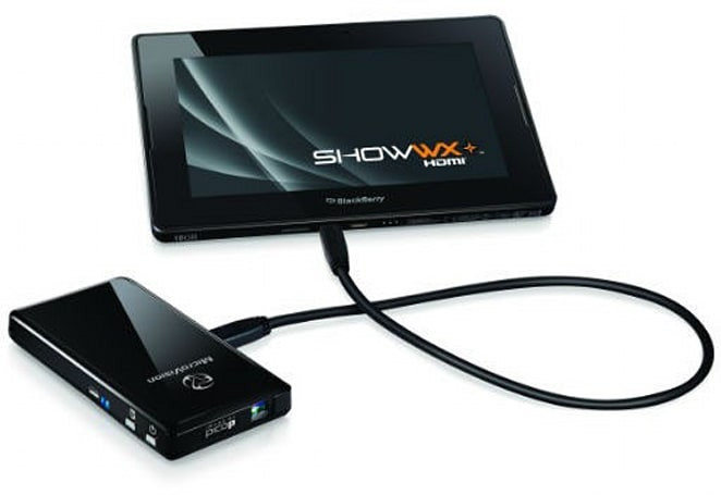 Microvision's SHOWWX+ pico projector gets HDMI upgrade
