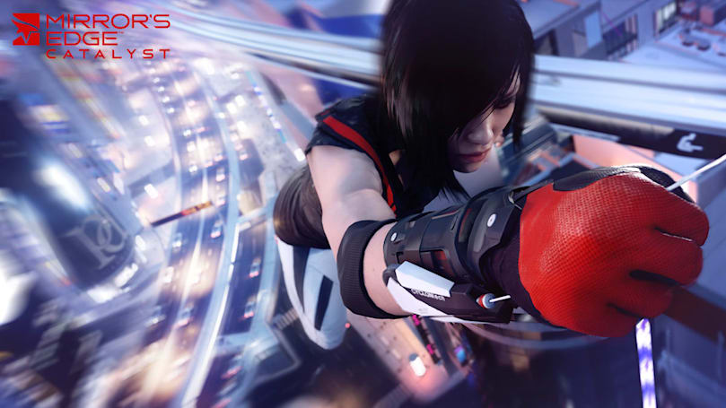 'Mirror's Edge Catalyst' is make or break for Faith