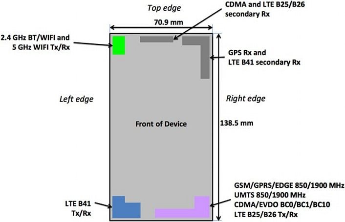 LG Optimus G Pro for Sprint makes a cameo at the FCC