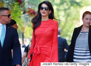 Best Dressed Of The Week: Amal Clooney, Amal Clooney And Amal Clooney