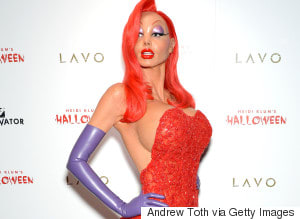 A Look At Heidi Klum's Best Halloween Costumes Over The Years