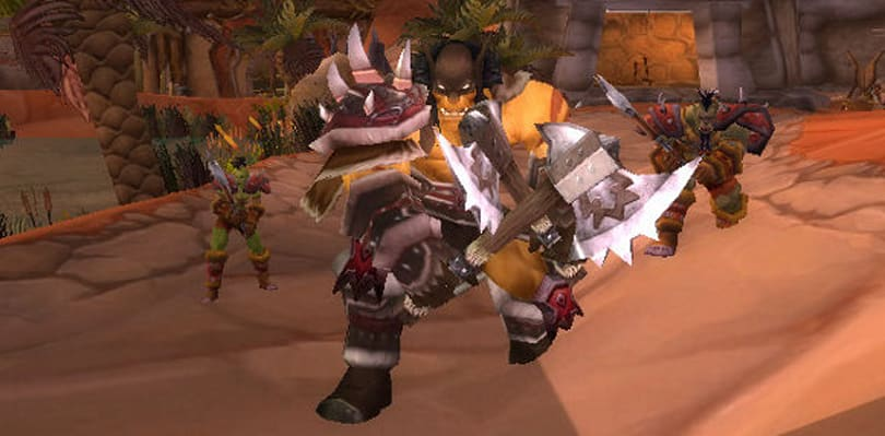 Know Your Lore: Interbellum part 6 -- The Coming of Rexxar
