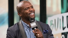 Terry Crews Gives A Pep Talk To Those Feeling Discouraged