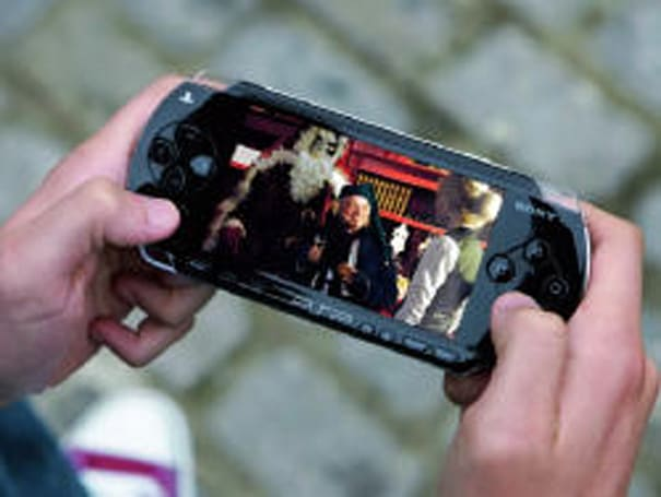 Sony announces Go! PSP video download service for Europe