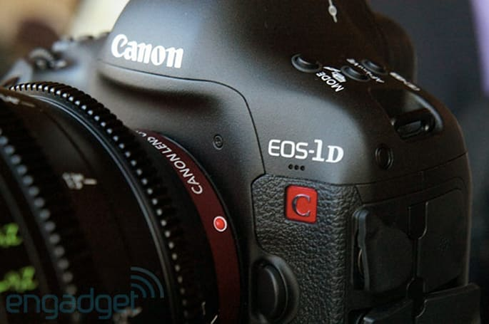 Canon Cinema EOS-1D C hits stores in Japan today, expected stateside later this week